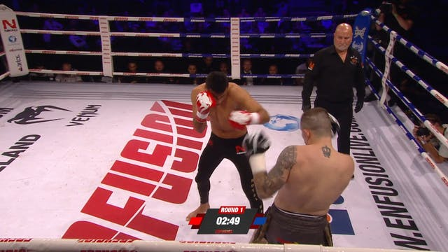 Enfusion #73 Tayfun Ozcan (TUR) vs Am...