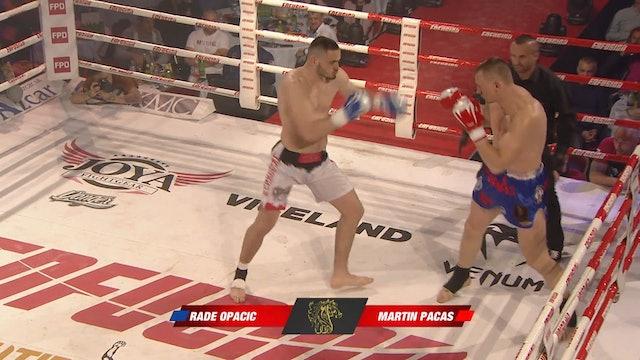 Enfusion #83 Rade Opacic (SRB) vs Martin Pacas (SVK) 27.04.2019
