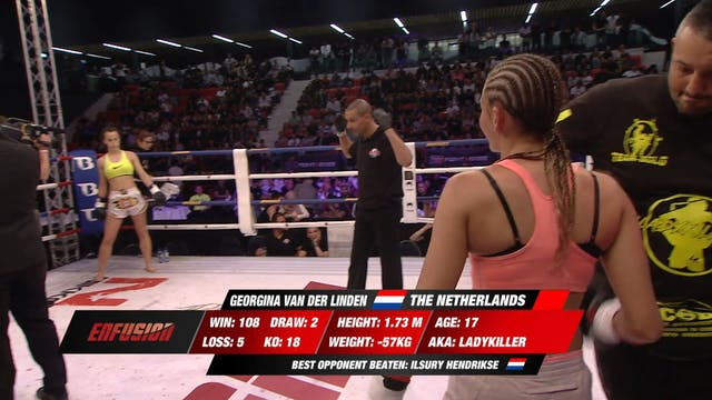 Enfusion #67 Georgina van der Linden ...