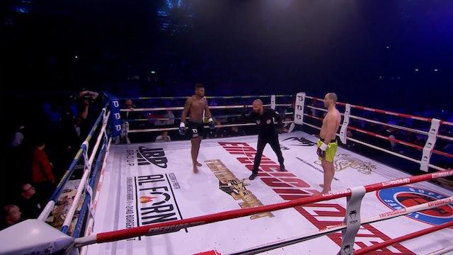 Enfusion #49 Mohamed Boubkari (MAR) vsLuis Tavares (CPV) 29.04.2017