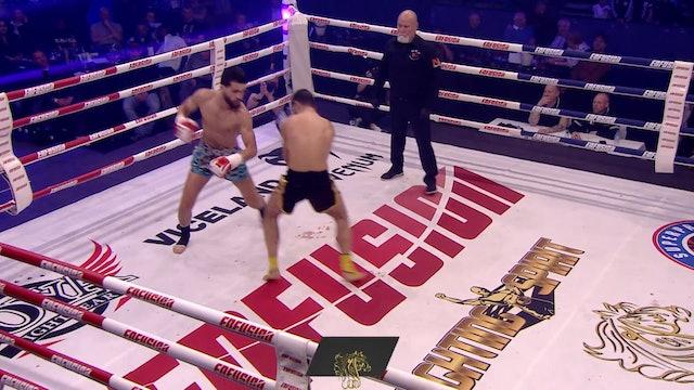 Enfusion #82 Ilias Ennahachi (MAR) vs Madani Belhaddad (FRA) 13.04.2019