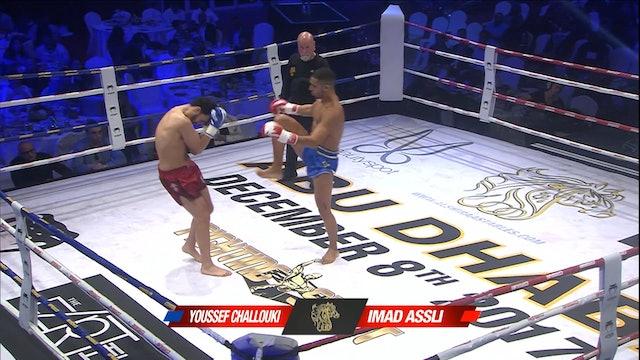 Enfusion #59 Imad Assli (MAR) vs Youssef Challouki (BEL) 08.12.2017