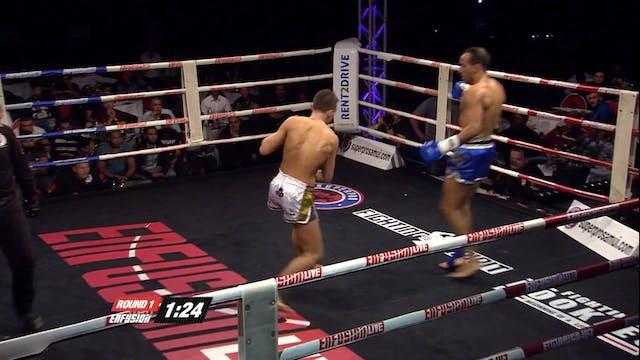 Enfusion #16 Mohamed Galaoui (FRA) vs...