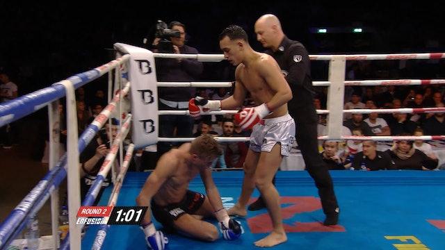 Enfusion  #26 Walid Hamid (MAR) vs Dennis Kabbedijk (NLD)  04.04.2015