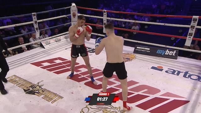 Enfusion #64 Mehdi Aissa (FRA) vs Jaroslav Lier (RUS) 21.04.2018