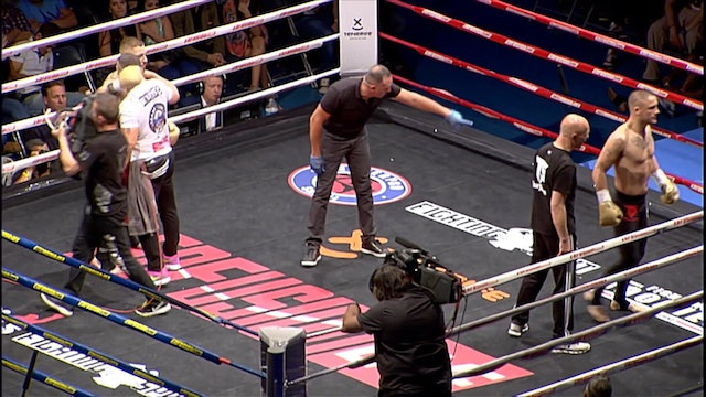 Enfusion #27 Andy Souwer (NLD) vs Jonay Risco (ESP)  18.04.2015