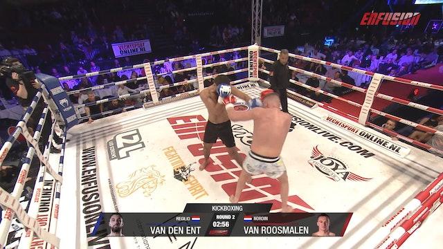 Enfusion #91 Nordin van Roosmalen (NLD) vs Regilio van den Ent (NLD) 16.11.2019
