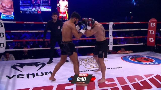 Enfusion  #49 Jonay Risco (ESP) vs Yassin Baitar (BEL) 29.04.2017