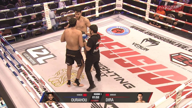 Talents #79  Anwar Dira (MAR) vs Hamza Ourahou (MAR) 29.02.2020