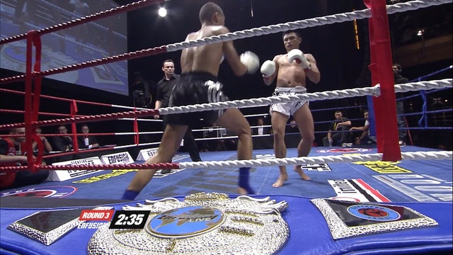 Enfusion #06  Rittijack Kaewsamrit (THA) vs Amine Kacem (FRA) 29.05.2013