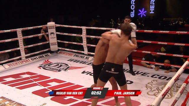 Enfusion #74 Paul Jansen (NLD) vs Reg...