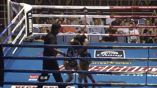 Enfusion  #36  Ling Kwok (CHN) vs Nan...