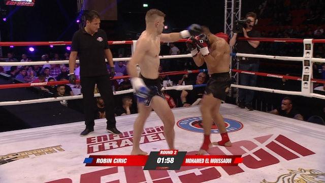 Enfusion #67 Mohamed El Moussaoui (NLD) vs Robin Ciric (SRB) 12.05.2018