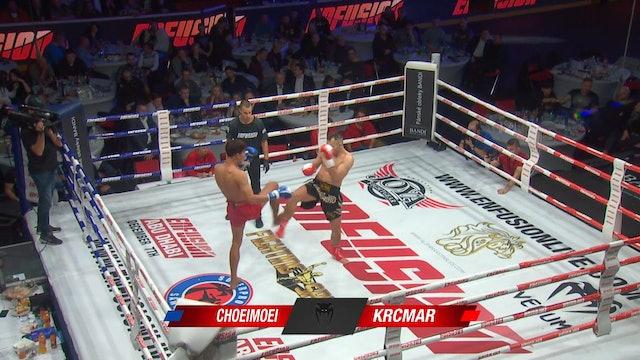 Enfusion #75 Michael Krcmar (CZE) vs Jatuporn Choeimoei (THA) 01.12.2018