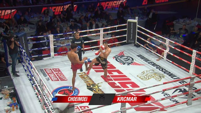 Enfusion #75 Michael Krcmar (CZE) vs ...