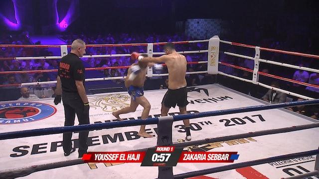 Enfusion #53 Youssef El Haji (MAR) vs Zakaria Sebbar (MAR) 30.09.2017