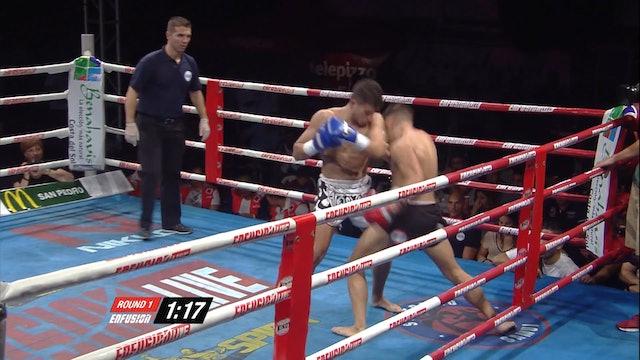 Enfusion  #31  Nicolás Gaffie (ESP)  vs Wadii Kadiri (MAR) 19.09.2015