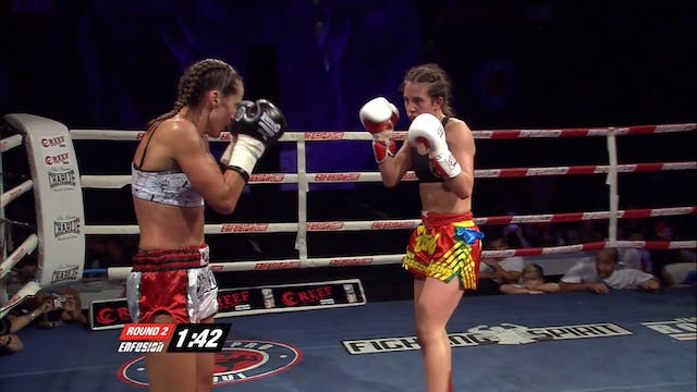 Enfusion #20  Iman Ghablou (MAR)  vs ...