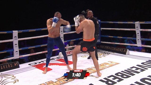 Enfusion #56 Loren Javier  (ESP) vs Mehdi Bouanane (FRA) 18.11.2017