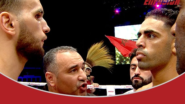 Enfusion #93 Marouan Toutouh (MAR) vs Imad Assli (MAR) 06.12.2019