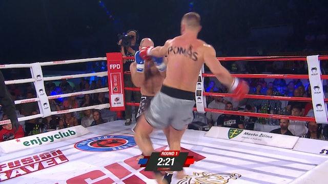 Enfusion #65  Martin Pacas (SVK) vs Yurii Gorbenko (UKR) 28.04.2019