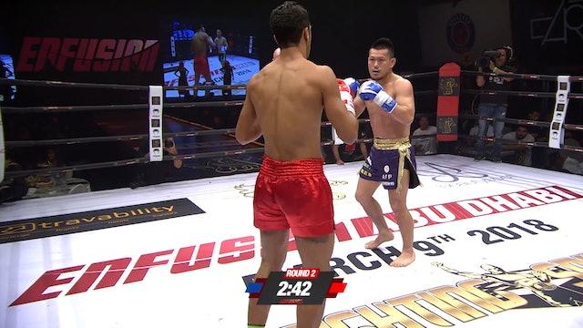 Enfusion #63 Imad Assli (MAR) vs Tomoyuki Nishikawa (JPN) 09.03.2018