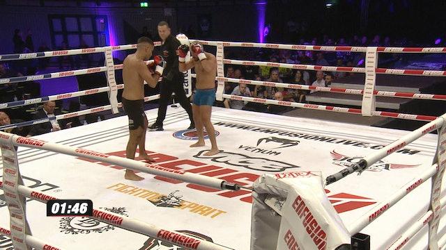 Rookies - Malik Yilmaz (TUR) vs Khalil Kutukcu (NLD) 26.10.2019