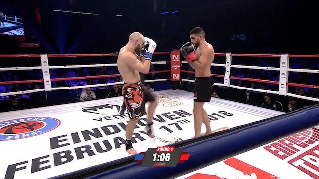 Enfusion #61 Boubaker El Bakouri (MAR) vs Vlad Koshel (UKR) 17.02.2018
