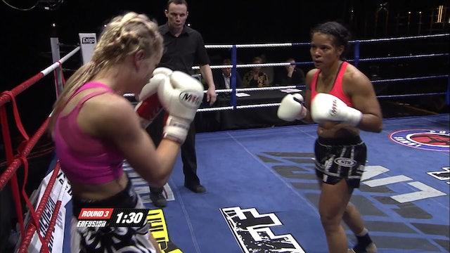 Enfusion #06 Christi Brereton (GBR) vs Denise Kielholtz (NLD) 29.05.2013