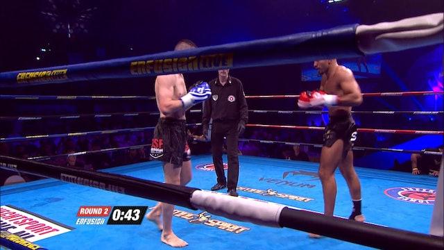 Enfusion #38  Yassin Baitar (BEL) vs Rafal Dudek (POL)  02.04.2016