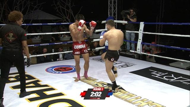 Enfusion #48 Changpuak Muay Thai Academy(THA) vsJuan Fernandez (ESP) 24.03.2017