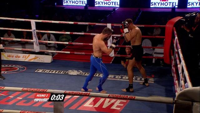 Enfusion  #21 Max Baumert (DUE) vs Valdet Gashi (ALB )  04.10.2014
