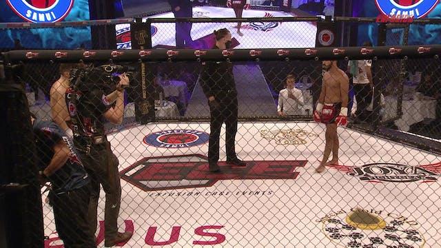 ECE Rookies #03 Bilal Benouh (MAR) vs...