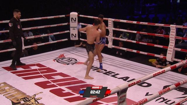 Enfusion #79 Mohammed Boutasaa (MAR) vs Bahez Khoshnaw (NLD) 23.02.2019