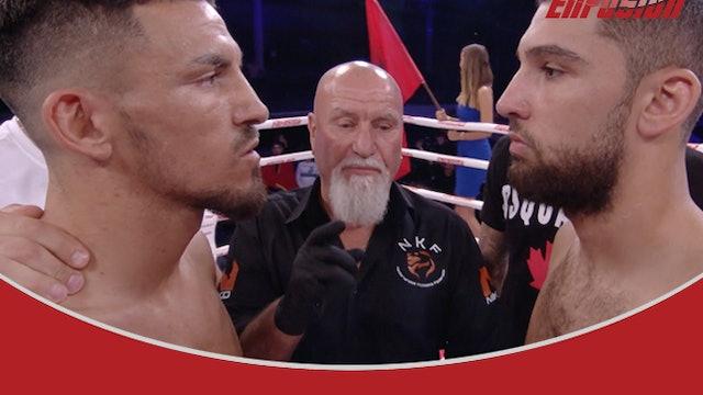 Enfusion #87 Regilio van den Ent (NLD) vs Shkodran Veseli (ALB) 07.09.2019