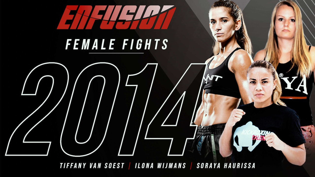 Enfusion Female Fighters from 2014