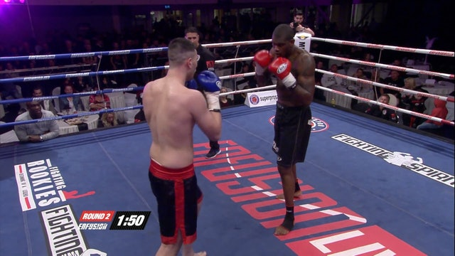 Enfusion #14  Marcello Adriaasz (SUR) vs Cengiz Ospamuk (TUR) 22.02.2014