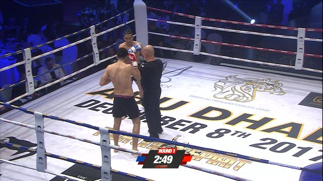 Enfusion #59 Youssef El Haji (MAR) vs...