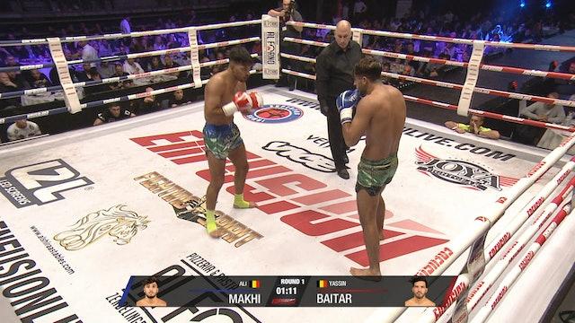 Enfusion #90 Yassin Baitar (BEL) vs Ali Makhi (BEL) 02.11.2019