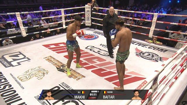 Enfusion #90 Yassin Baitar (BEL) vs A...