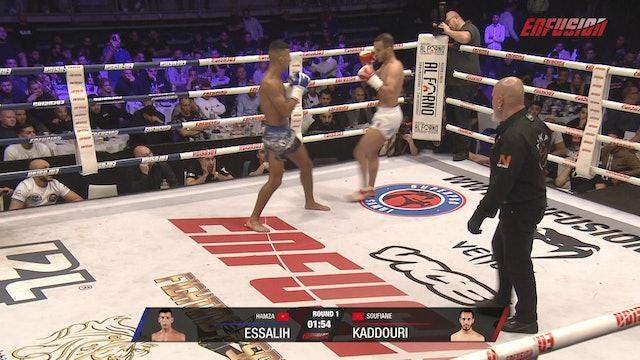 Enfusion #90  Soufiane Kaddouri (MAR) vs Hamza Essalih (MAR) 02.11.2019