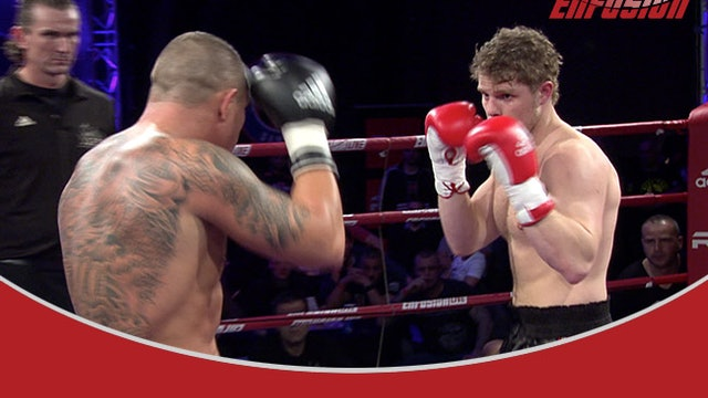 Enfusion #13 Fred Sikking (NLD) vs Dennis Stolzenbach (NLD) 25.01.2014