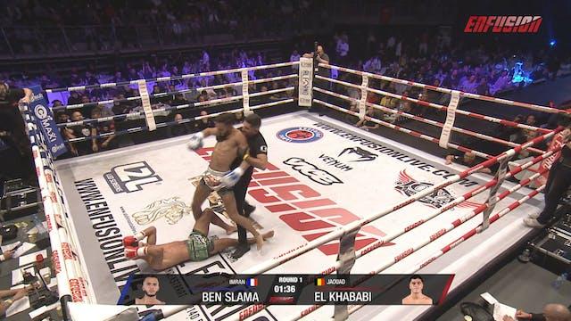 Enfusion #90 Imran Ben Slama (FRA) vs...