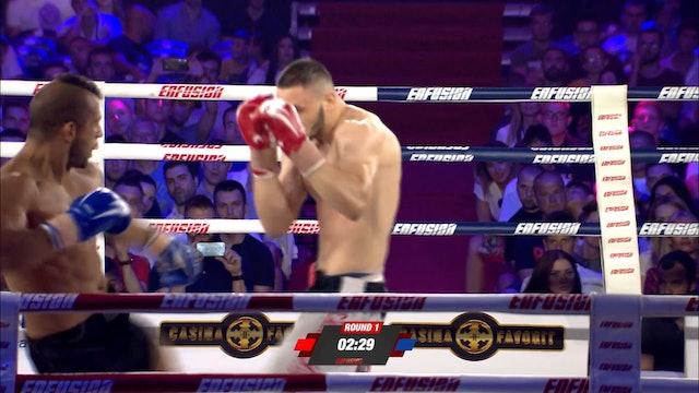 Enfusion #86  Daniel Galabarov (BGR) vs Rade Opacic (SRB) 28.06.2019