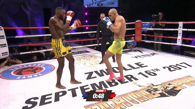 Enfusion #52 Ulric Bokeme (COG) vs Mehdi Bouanane (FRA) 16.09.2017