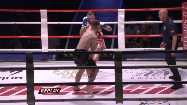 Enfusion #68  Kyle Todd (GBR) vs Thierry Mosimann (CHE) 09.06.2018