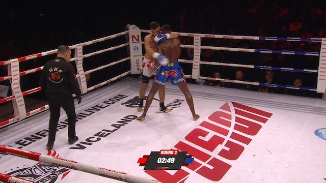 Enfusion #73 Ulric Bokeme (COG) vs Selhattin Sahin (TUR) 27.10.2018