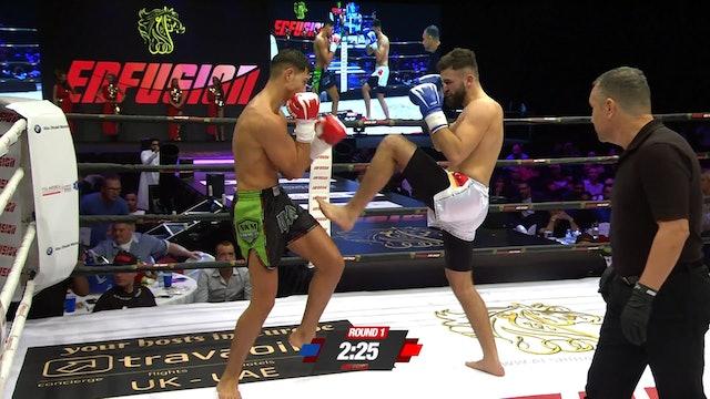 Enfusion #77 Anis Bouzid (BEL) vs Selahattin Sahin (TUR) 07.12.2018