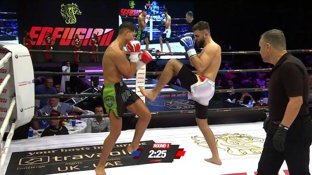 Enfusion #77 Anis Bouzid (BEL) vs Sel...