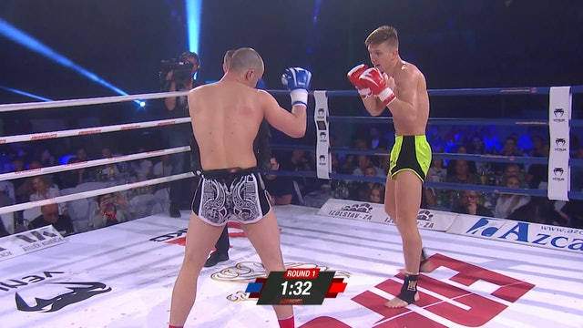 Enfusion #65  Michal Helbich (SVK) vs Daniel Kolasinski (POL) 28.04.2018